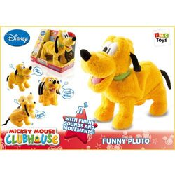 IMC Toys Disney Klub Przyjaciół Myszki Miki. Pluto. Maskotka interaktywna - IMC Toys