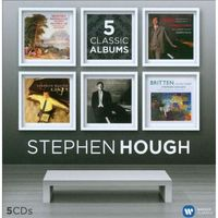 Warner music Hough - stephen hough - 5 classic albums (5099940940229)