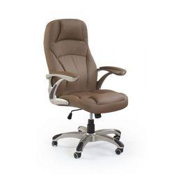 Fotel gabinetowy Halmar Carlos jasny brąz, 821063