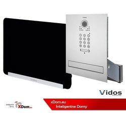 Zestaw wideodomofonu skrzynka na listy z szyfratorem s561d-skm m690b marki Vidos