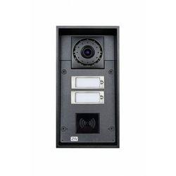 2n helios ip force domofon dwuprzyciskowy, kamera, możliwość rfid (8595159502861)