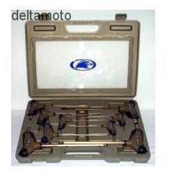 Seneca Zestaw kluczy imbusowych typu t-handle, 9 sztuk