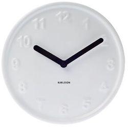 Zegar ścienny Karlsson Ceramic