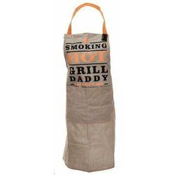 Fartuch kuchenny Grill Daddy beżowy, 60 x 84 cm, 234452