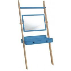 Toaletka drabinowa leno - niebieska marki Ragaba