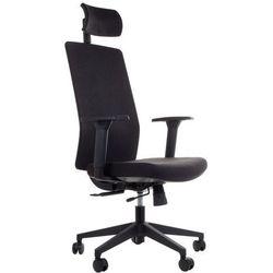 Stema - zn Fotel biurowy gabinetowy zn-807-b-30