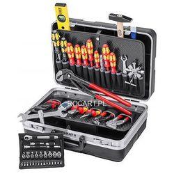 Knipex 00 21 21 HK S Walizka narzędziowa dla monterów instalacji sanitarnych