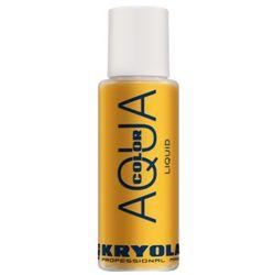 Kryolan  aquacolor liquid (509) płyna emulsja do makijażu ciała - 509 (5102)