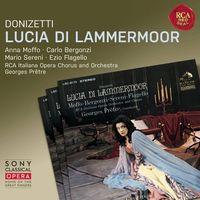Donizetti: Lucia di Lammermoor (Remastered) (CD) - Bergonzi Carlo, Moffo, Anna