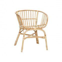 Hubsch -krzesło bambusowe jasne