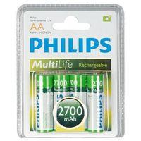 Akumulator Philips R6B4A270/10 AA 2700 mAh 4 szt., kup u jednego z partnerów