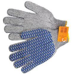 Rękawice robocze VOREL 74108 Szary (rozmiar 10)