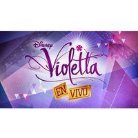 Universal music Violetta - en vivo [cd+dvd] - karaoke