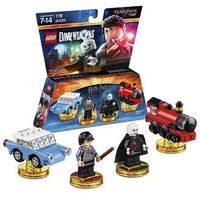 Lego dimensions-team pack 71247 - harry potter marki Avalanche studios