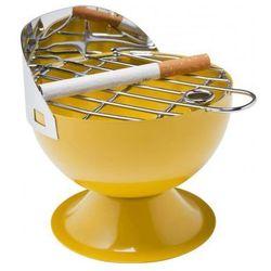 Kare Design Popielniczka Barbecue żółta - 36061z, kup u jednego z partnerów