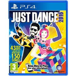 Gra Just Dance 2016 z kategorii: gry PS4