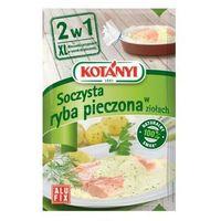 Mieszanka przypraw z workiem do pieczenia 2w1 Soczysta ryba pieczona w ziołach 25 g Kotányi