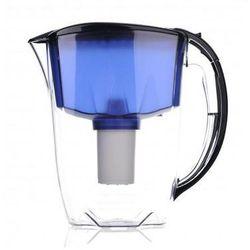 Aquaphor Dzbanek filtrujący Ideal 2,8 l + 3 szt wkładów B100-15 Standard (kolor granatowy) (4744131013497)