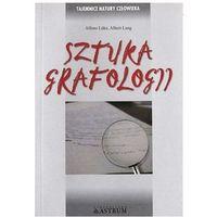 SZTUKA GRAFOLOGII Alfons Luke, Albert Lang, książka z kategorii Hobby i poradniki