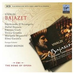 Bajazet - Fabio Biondi
