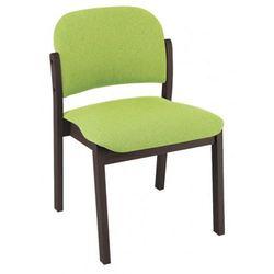 Krzesło MALVA - do poczekalni i sal konferencyjnych, konferencyjne, na nogach, stacjonarne, MALVA