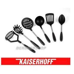 Kaiserhoff Zestaw przyborów kuchennych kh-1072 do naczyń teflonowych