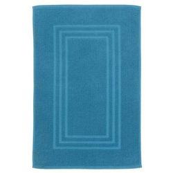 Cooke&lewis Dywanik łazienkowy palmi bawełniany 50 x 80 cm niebieski
