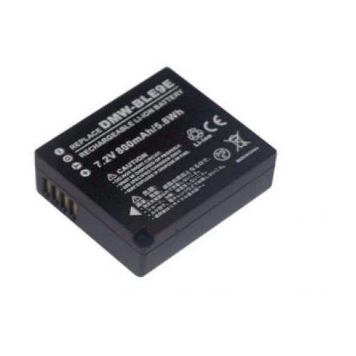 Bateria do aparatu cyfrowego PANASONIC DMW-BLE9, marki Hi-Power do zakupu w ebaterie.pl