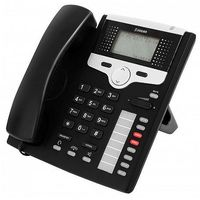 CTS-220.CL-BK Telefon systemowy, czarny Slican