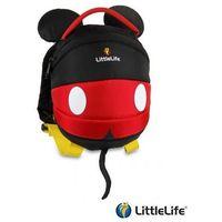 LIFEMARQUE LittleLife - Plecaczek ze smyczą - Myszka Miki