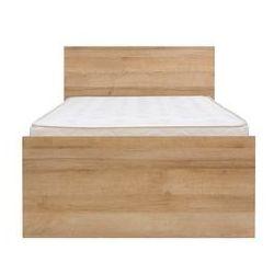 Łóżko 90 balder marki Black red white