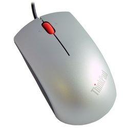 Lenovo ThinkPad Precision USB Mouse 0B47157 - przewodowa mysz do notebooków [srebrna]