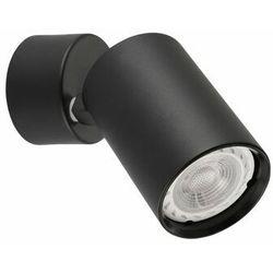 laconi spl-2846-1sc-bl plafon lampa sufitowo spot gu10 czarny marki Italux
