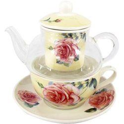 Tea for one z podstawką