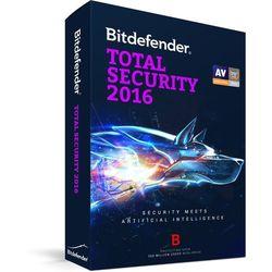 BitDefender Total Security 2015 - 5PC - produkt z kategorii- Programy antywirusowe, zabezpieczenia