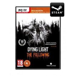 Dying Light: The Following - Enhanced Edition PL - Klucz z kategorii Kody i karty pre-paid