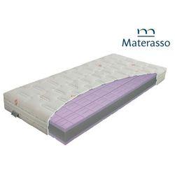 swiss dynamic - materac piankowy, rozmiar - 200x200 wyprzedaż, wysyłka gratis marki Materasso