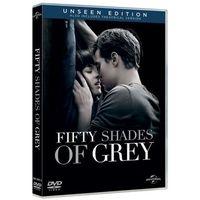 Pięćdziesiąt twarzy Greya Edycja Rozszerzona - Fifty Shades of Grey The Unseen Edition DVD