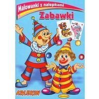 Zabawki Arlekin (opr. broszurowa)