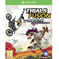 Trials Fusion na Xbox One