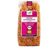 Bio Planet: płatki kukurydziane BIO - 300 g z kategorii Płatki, musli i otręby