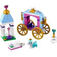 Lego DISNEY PRINCESS Królewska karoca z dyni pumpkin's royal carriage disney princess 41141
