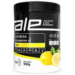 bcaa + glutamina - aminokwasy w formie instant od producenta Ale
