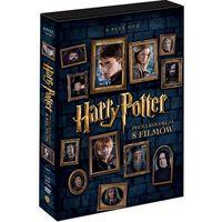 Harry Potter. Pełna Kolekcja 8 Filmów (DVD) - Chris Columbus; Alfonso Cuaron, Mike Newell, David Yates