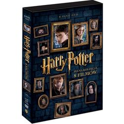 Harry Potter. Pełna Kolekcja 8 Filmów (DVD) - Chris Columbus; Alfonso Cuaron, Mike Newell, David Yates - spr