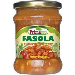 : fasolka w pomidorach bio - 440 g od producenta Primaeco
