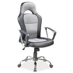 Fotel Obrotowy Q-033 Szary