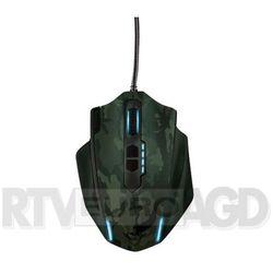 Trust Mysz  gxt 155c zielono-czarny (8713439208535)