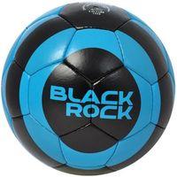 Piłka nożna AXER SPORT Black Rock Niebiesko-czarny (rozmiar 5) (5901780920456)