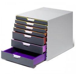 Pojemnik na dokumenty DURABLE Varicolor z 7 szufladami 7607